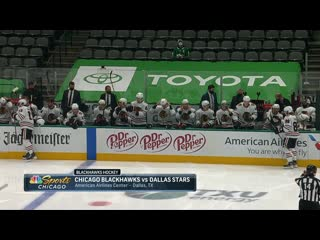 Chicago Blackhawks at Dallas Stars