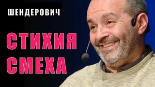 СТИХИЯ СМЕХА - Виктор #Шендерович