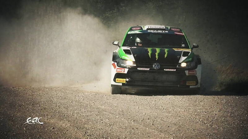 Rally Islas Canarias battle for the title ERC