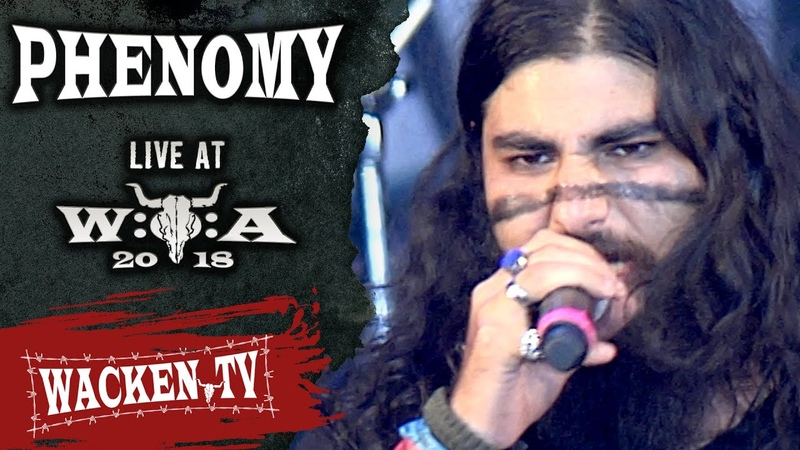 Phenomy Metal Battle Middle East Full Show Live at Wacken Open Air 2018