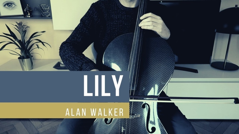 LILY Alan Walker for CELLO and HANG DRUM COVER