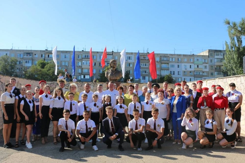 Кинокомпания «Союз Маринс Групп» выступила партнёром открытия памятника единственной женщины Героя Советского Союза
