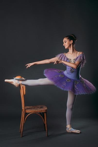 Диеты от балерин