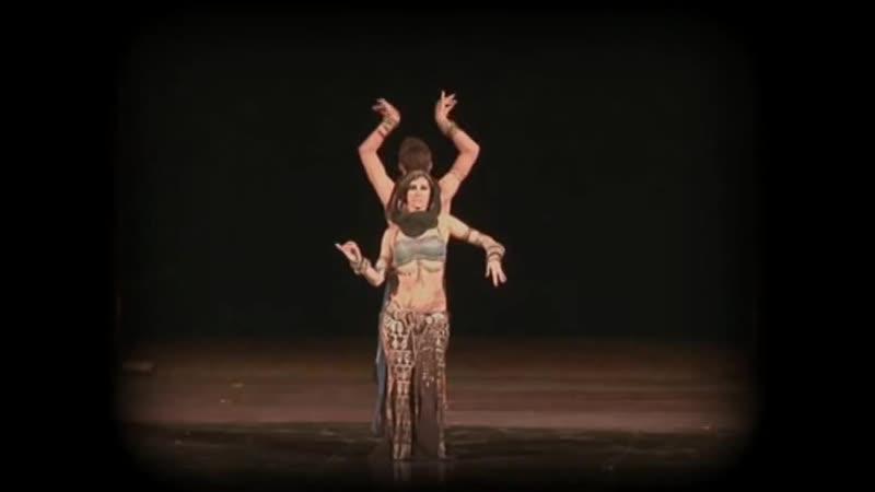 Rachel Brice Illan @ Tribal Umrah 2012