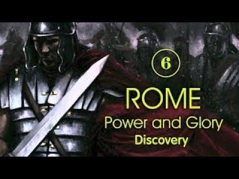 Discovery Рим Власть и Слава Падение империи 6 серия