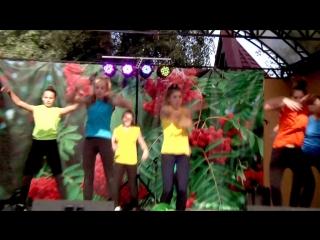 """Студия современного танца """"veritas"""" танец """"monstra"""""""