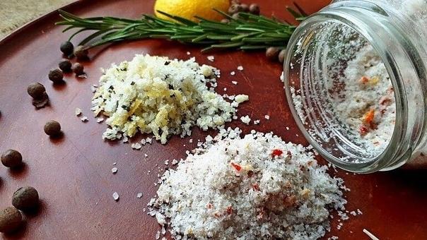Адыгейская соль  любимый продукт кавказских долгожителей