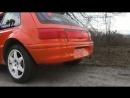 Mazda 323 turbo - Jozef Béreš