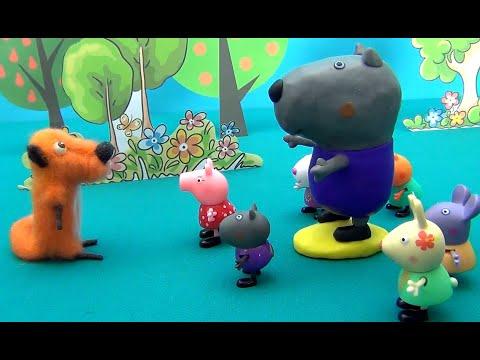 Peppa Pig en français Peppa et ses amis L'histoire à l'école de Peppa Pig