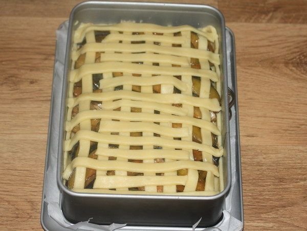 Пирог со сливами, изображение №9