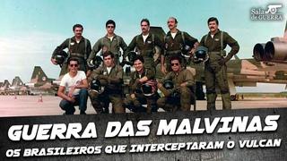 Guerra das Malvinas: os Brasileiros que Interceptaram o Bombardeiro Vulcan - DOC #56
