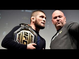 Пьяный Боец UFC Спровоцировал Массовую Драку ! / Хабиб Озвучил Гонорар За Возвращение 100 Лямов $ !
