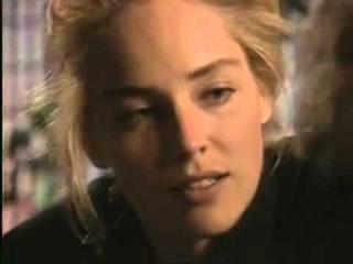 Basic instinct   Sharon Stone screen test