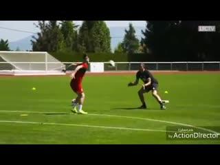 Футбольные упражнения на завершение атаки от Ливерпуля