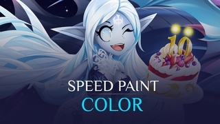 SPEED PAINT COLOR - Lineage 2