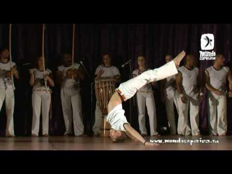Mundo Capoeira Russia 2009