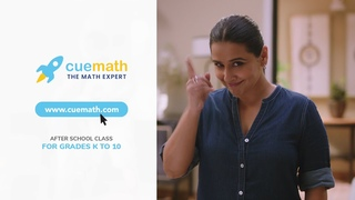 Math makes you a better coder | Cuemath | Vidya Balan
