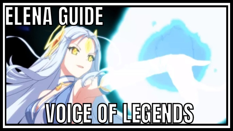 ELENA GUIDE! How To Use Elena - Epic Seven
