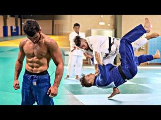 Тренировки ОЛИМПИЙСКОГО ЧЕМПИОНА по ДЗЮДО | Fabio Basile Training Highlights 2020 | 2 часть