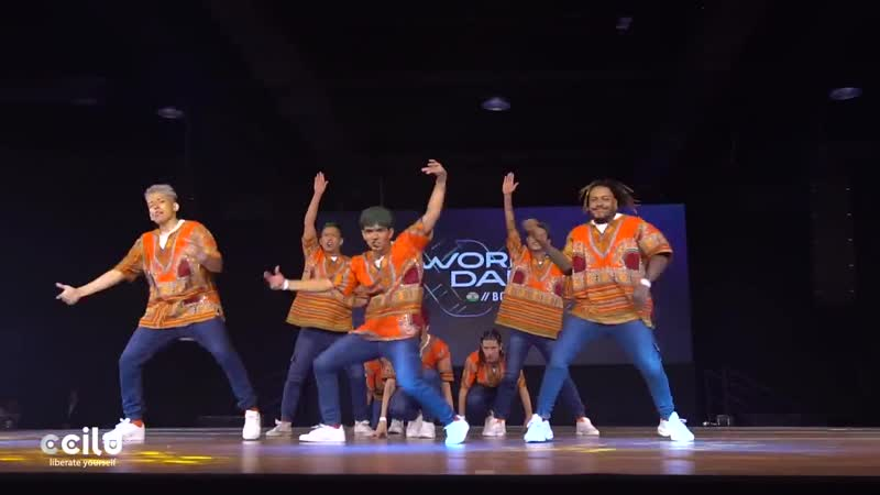 Increibles 2nd Place Team Winners Circle World of Dance Bolivia 2020 WODBO2020 VPZQ0X56NVY