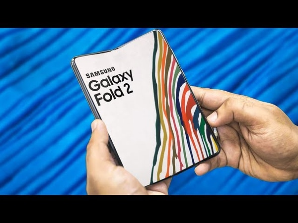 Samsung Galaxy Fold 2 THIS IS AWESOME