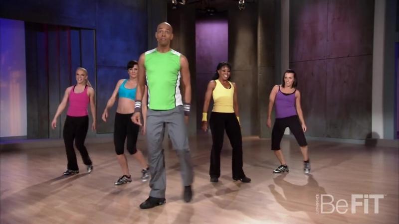 Club Hip Hop_ Belly Dance Bollywood Cardio Workout- Billy Blanks Jr
