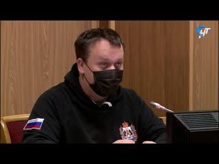 Мэр Сергей Бусурин ответил на вопросы Андрея Никитина о реализации сразу нескольких крупных проектов