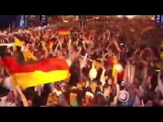 Hilarious Fans Reaction After Germany Scores ( Mario Götze Goal )