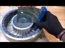 John Searl Effect Generator SEG by hands. Part 9