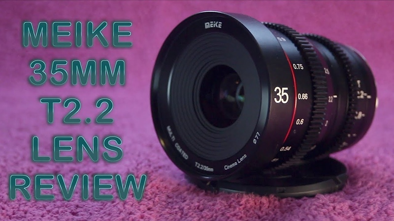 Meike 35mm T2 2 Cinema Lens Review