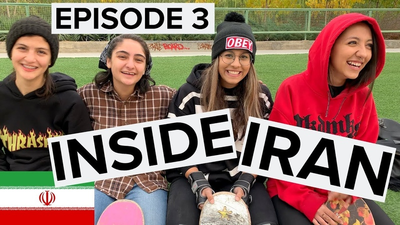 INSIDE IRAN - American in Iran 🇮🇷(anti-American?) Episode 3
