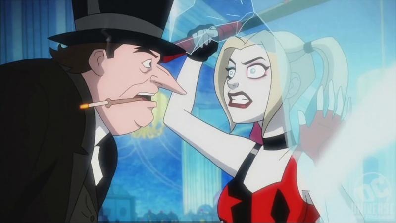 Harley Quinn Segunda Temporada HD Primer vistazo Serie Animada - Season 2 Sneak Peek