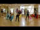 Современный танец с платком / педагог Камберова Гюлсюн