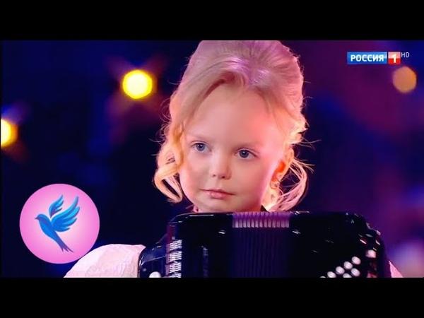 Ульяна Ковач В Фьорино Blue canary Синяя птица Последний богатырь Сезон 2018