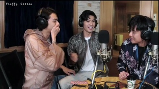 [Eng Sub] 220421 UFO Radio Interview: H4 Re-make Audience Scene → HIStory 4: Close To You