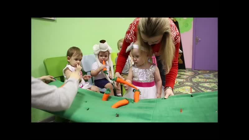 Елочка в детском саду