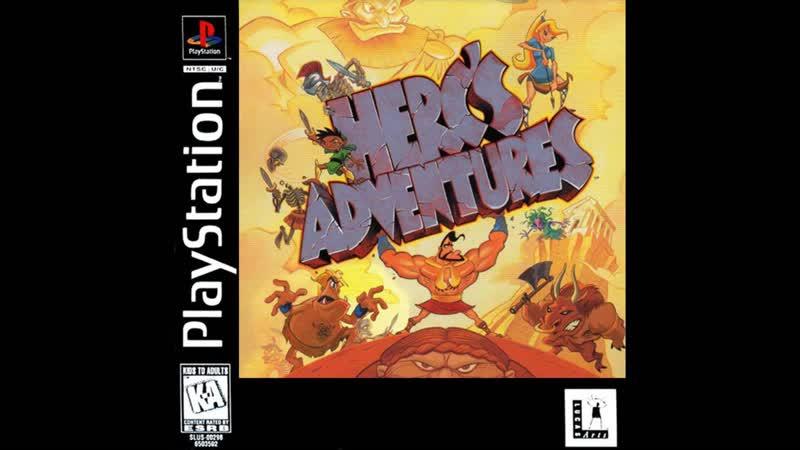 Level 15 Herc S Adventures Pista Game over