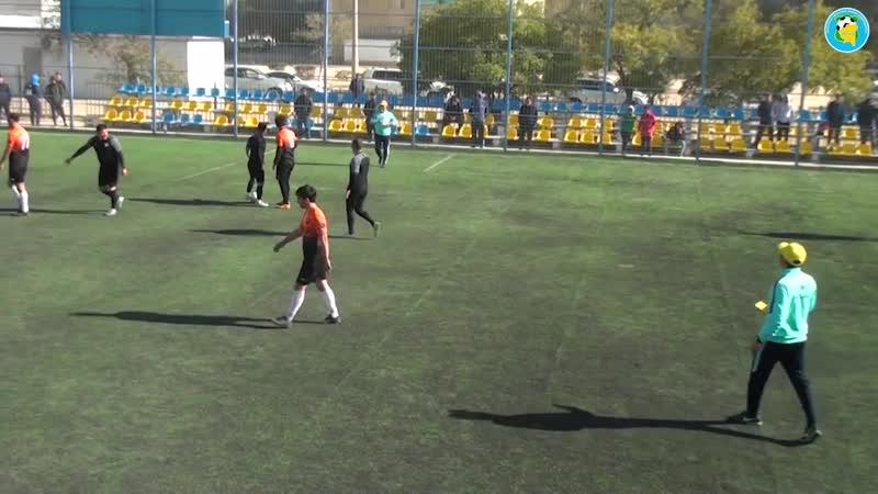 ЛЛФ 2020 Осень Видео обзор матча Батыр FITSERVICE Лига В2 5 тур 10 10 20г