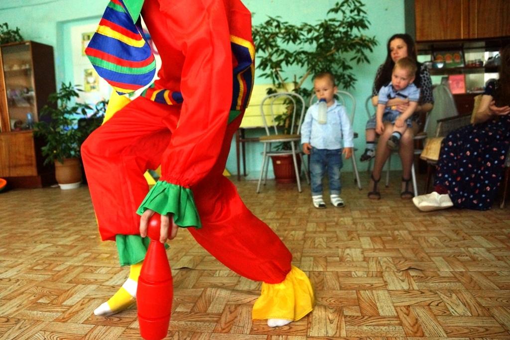Прошел детский праздник в нашем центре 24