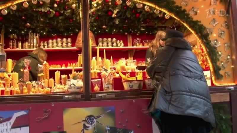 Непутевые заметки с Дмитрием Крыловым Германия Предрождественская Бавария