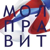 Логотип Молодёжное Правительство Ульяновской области