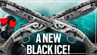 There's A New Black Ice - Rainbow Six Siege