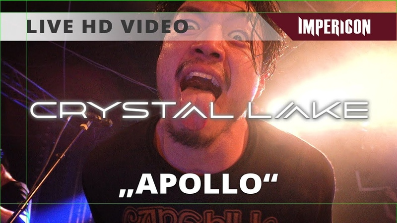 CRYSTAL LAKE - APOLLO | OFFICIAL LIVE HD VIDEO