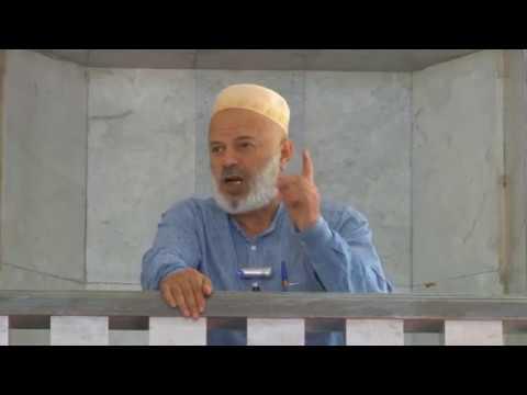 Насигьат Мугьаммад Мухтар Гьажи رحيمه الله Аллагьгъа ибадат этмекни гьакъындан 15 08 2014