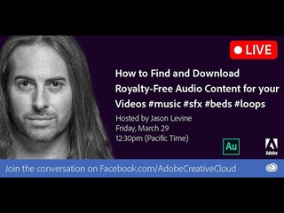 How to Find & Download Royalty-FREE Audio Content for your Videos