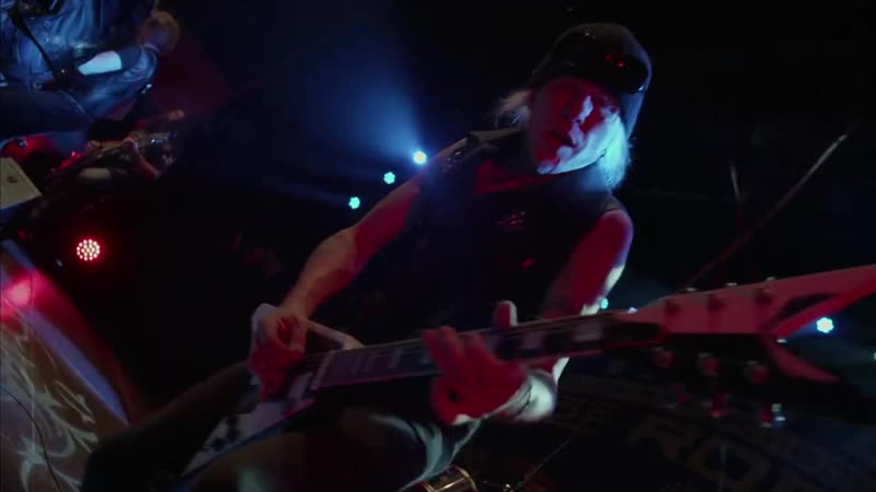 Michael Schenker's * live at the Joy Eslava Madrid Spain November 19th 2015 ' Rock Bottom '