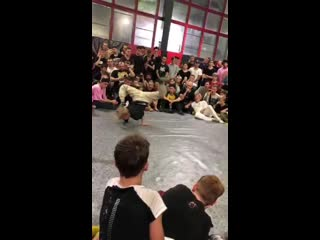 Bboy Miracle  The Kinder Surprise at Combo Nation 2020