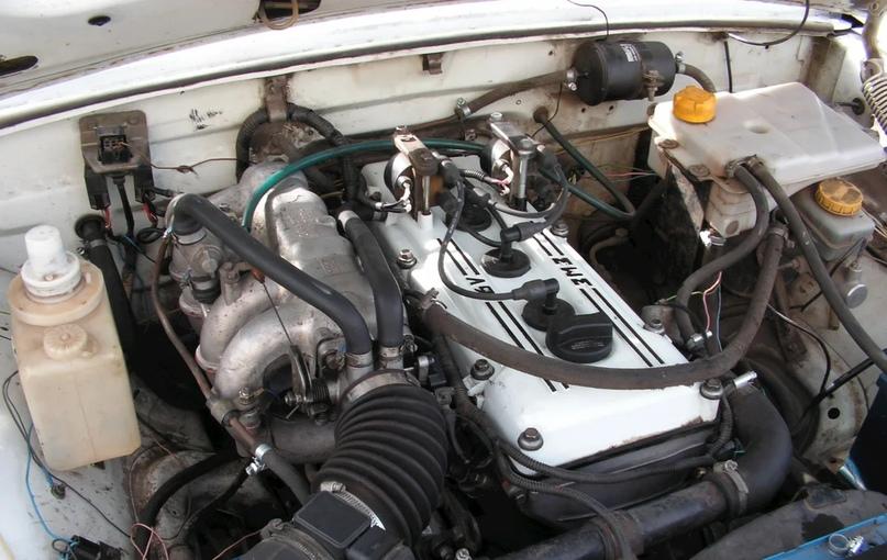 Долговечный двигатель ЗМЗ (ZMZ) с конструктивно простым ГРМ., изображение №1