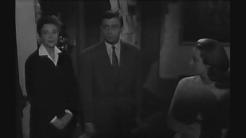 Франсуа Перье в фильме Волчицы Детектив драма Франция 1956