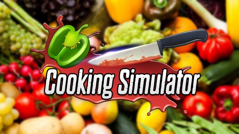 Cooking Simulator АДСКАЯ КУХНЯ 1